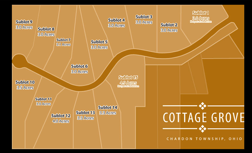 CottageHill Map